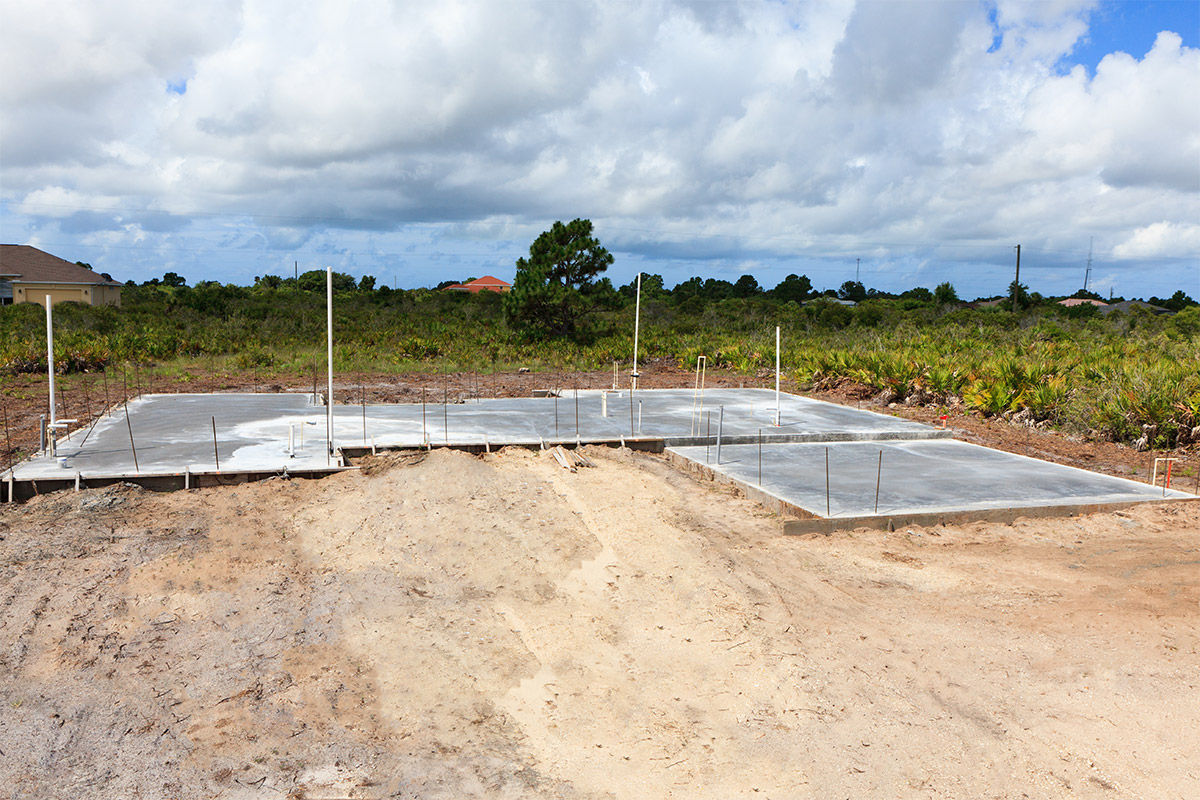 Termite and Insect Barrier Systems in New Building